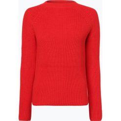 Swetry klasyczne damskie: HUGO – Sweter damski – Shailey, czerwony