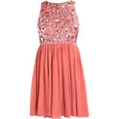 Sukienki hiszpanki: Lace & Beads HAZEL Sukienka koktajlowa dusty pink