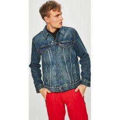 Levi's - Kurtka. Brązowe kurtki męskie jeansowe marki Levi's®, l. Za 449,90 zł.