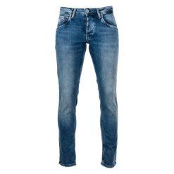 Jeansy męskie regular: Pepe Jeans Jeansy Męskie Kolt 30/32, Niebieskie