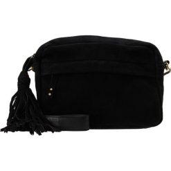 Becksöndergaard LUIE Torba na ramię black. Czarne torebki klasyczne damskie marki Becksöndergaard. W wyprzedaży za 350,35 zł.