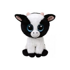 Maskotka TY INC Beanie Boos Butter- Krowa 15cm 36841. Szare przytulanki i maskotki marki TY INC. Za 19,99 zł.