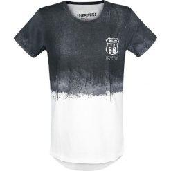 T-shirty męskie z nadrukiem: Trueprodigy Road Trip T-Shirt biały