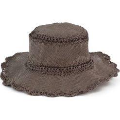 Kapelusz damski Istambuł brązowy. Brązowe kapelusze damskie Art of Polo. Za 42,47 zł.