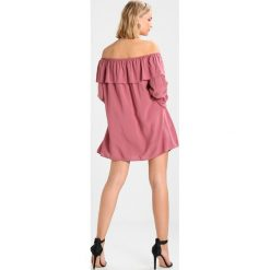Sukienki hiszpanki: Glamorous Sukienka letnia dark pink