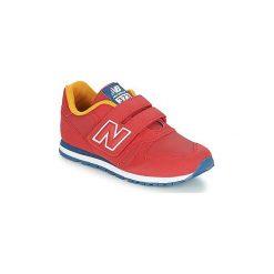 Buty Dziecko New Balance  KV373. Czerwone trampki chłopięce New Balance. Za 239,00 zł.