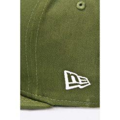 New Era - Czapka. Zielone czapki z daszkiem męskie New Era. W wyprzedaży za 99,90 zł.