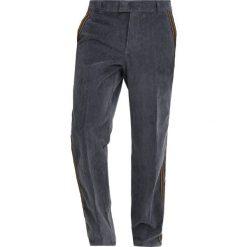 Chinosy męskie: Soulland GRECO HEAVY PANT Spodnie materiałowe grey