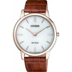 PROMOCJA ZEGAREK CITIZEN STILETTO. Białe, analogowe zegarki damskie CITIZEN, sztuczne. W wyprzedaży za 769,00 zł.