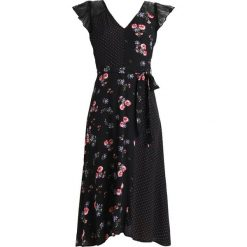 Sukienki hiszpanki: New Look MIX AND MATCH SLEEVE MIDI Sukienka letnia black