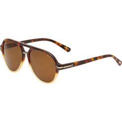"""Okulary przeciwsłoneczne damskie: Okulary przeciwsłoneczne """"Sch19358Z40P"""" w kolorze brązowym"""
