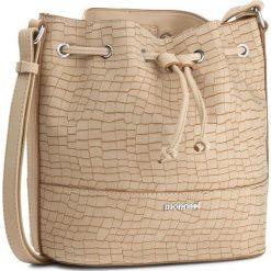 Torebka MONNARI - BAG1810-015  Beige. Brązowe torebki worki Monnari, ze skóry ekologicznej. W wyprzedaży za 129,00 zł.