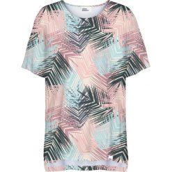 Colour Pleasure Koszulka damska CP-033 280 różowo-zielona r. uniwersalny. T-shirty damskie Colour pleasure, uniwersalny. Za 76,57 zł.