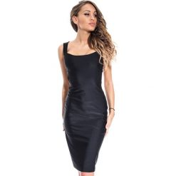 Odzież damska: Sukienka Sara Zago w kolorze czarnym