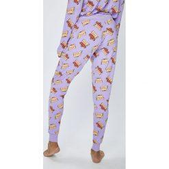Chelsea Peers - Piżama. Szare piżamy damskie Chelsea Peers, l, z dzianiny. W wyprzedaży za 119,90 zł.
