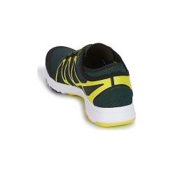 Buty do biegania Salomon  CROSSAMPHIBIAN SWIFT. Zielone buty do biegania męskie marki Salomon. Za 279,30 zł.