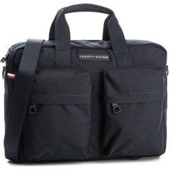 Torba na laptopa TOMMY HILFIGER - Tommy Computer Bag AM0AM03240 413. Niebieskie plecaki męskie marki TOMMY HILFIGER. Za 449,00 zł.