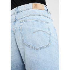 GStar SPIRAQ 3D HIGH CULOTTE Jeansy Relaxed Fit lt aged. Niebieskie jeansy damskie relaxed fit G-Star. W wyprzedaży za 587,30 zł.