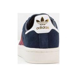Adidas Originals CAMPUS Tenisówki i Trampki collegiate navy/collegiate burgundy/offwhite. Niebieskie tenisówki damskie marki adidas Originals, z materiału. Za 419,00 zł.