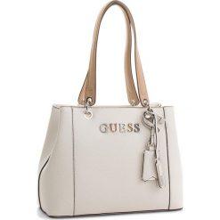 Torebka GUESS - HWBL66 91360  WHI. Białe torebki klasyczne damskie Guess, z aplikacjami, ze skóry ekologicznej. Za 629,00 zł.