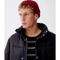 Czarny sweter w kratkę. Czarne swetry klasyczne męskie Pull&Bear, m, w kratkę. Za 139,00 zł.