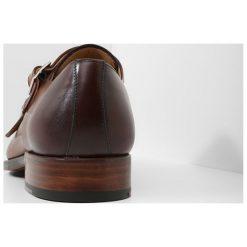 Buty wizytowe męskie: Cordwainer DANNY  Eleganckie buty elba castagna