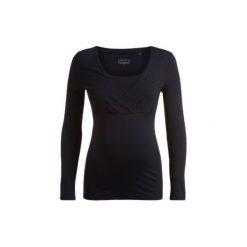 Bluzki asymetryczne: NOPPIES Bluzka dla kobiet karmiących LELY dark blue