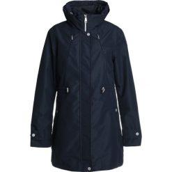 Luhta MARIKA Kurtka hardshell navy blue. Niebieskie kurtki damskie softshell Luhta, z hardshellu, outdoorowe. W wyprzedaży za 503,20 zł.