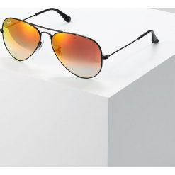 RayBan AVIATOR Okulary przeciwsłoneczne mirror gradient redcrystal standard. Czerwone okulary przeciwsłoneczne damskie aviatory Ray-Ban. Za 669,00 zł.