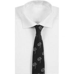 Krawaty męskie: Polo Ralph Lauren PALM TREE MADISON Krawat navy/white