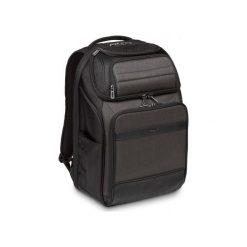TARGUS CitySmart 12.5- 15,6'' Professional Laptop Backpack - Black/Grey TSB913EU. Czarne torby na laptopa marki Targus, w paski, z materiału. Za 298,68 zł.