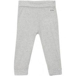 Spodnie dresowe dziewczęce: Spodnie dresowe ze ściągaczem dla niemowlaka