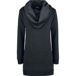 Bluzy rozpinane damskie: Gothicana by EMP Up All Night Bluza damska czarny