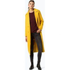 NA-KD - Płaszcz damski, żółty. Żółte płaszcze damskie wełniane NA-KD, eleganckie. Za 579,95 zł.