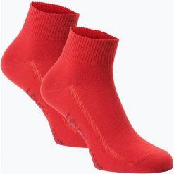 Levi's - Skarpety męskie pakowane po 2 szt., czerwony. Czerwone skarpetki męskie Levi's®, z bawełny. Za 49,95 zł.