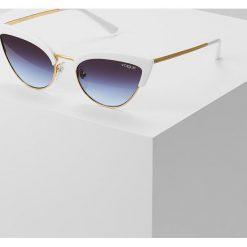 Okulary przeciwsłoneczne damskie: VOGUE Eyewear Okulary przeciwsłoneczne white/goldcoloured