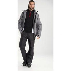 Kurtki narciarskie męskie: Your Turn Active Kurtka narciarska grey melange