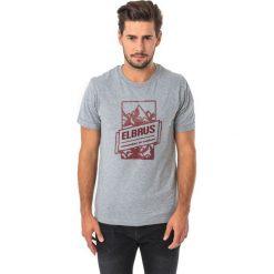 ELBRUS Koszulka męska Memento Grey Melange r. M. Szare koszulki sportowe męskie marki ELBRUS, m. Za 49,99 zł.