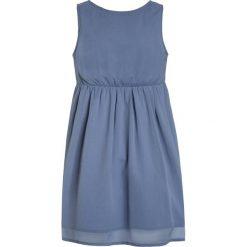 Sukienki dziewczęce z falbanami: Sisley DRESS Sukienka koktajlowa blue