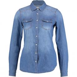 Koszule wiązane damskie: Springfield CAMISA BASICA Koszula blues