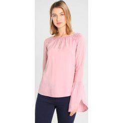 Bluzki asymetryczne: Vero Moda VMINA  Bluzka zephyr