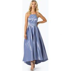 Marie Lund - Damska sukienka wieczorowa, niebieski. Niebieskie sukienki balowe Marie Lund, l. Za 699,95 zł.