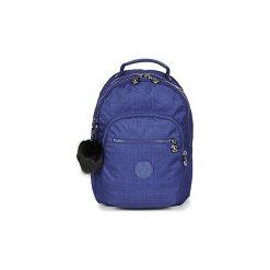 Plecaki Kipling  SEOUL S. Niebieskie plecaki damskie Kipling. Za 303,20 zł.