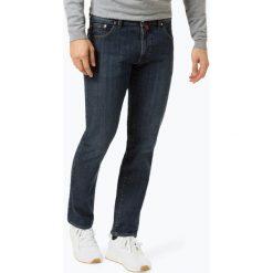 Pierre Cardin - Jeansy męskie – Deauville, niebieski. Niebieskie jeansy męskie marki OLYMP SIGNATURE, m, paisley. Za 329,95 zł.