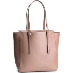Torebka CALVIN KLEIN - Serene Shopper K60K604434  007. Brązowe shopper bag damskie marki Calvin Klein, ze skóry ekologicznej. Za 1299,00 zł.