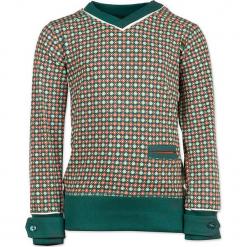 """Bluza """"King And Cross"""" w kolorze zielono-szarym. Szare bluzy niemowlęce 4FunkyFlavours Kids. W wyprzedaży za 82,95 zł."""