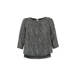 Bluzki Betty London  FADILIA. Czarne bluzki na imprezę marki Betty London, l. Za 119,20 zł.