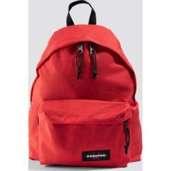 Eastpak Plecak Padded Pak'r - Red. Czerwone plecaki damskie Eastpak, w paski. Za 202,95 zł.