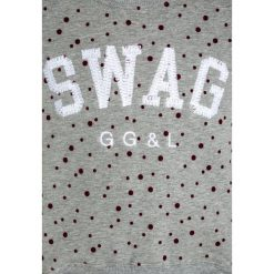 GEORGE GINA & LUCY girls SAN FRANCISCO Bluza light grey. Szare bluzy chłopięce marki GEORGE GINA & LUCY girls, z bawełny. W wyprzedaży za 135,85 zł.