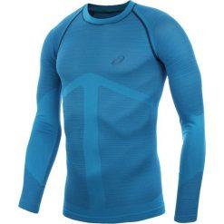 T-shirty męskie: koszulka do biegania męska ASICS SEAMLESS LONGSLEEVE TOP / 114529-8070 – ASICS SEAMLESS LONGSLEEVE TOP
